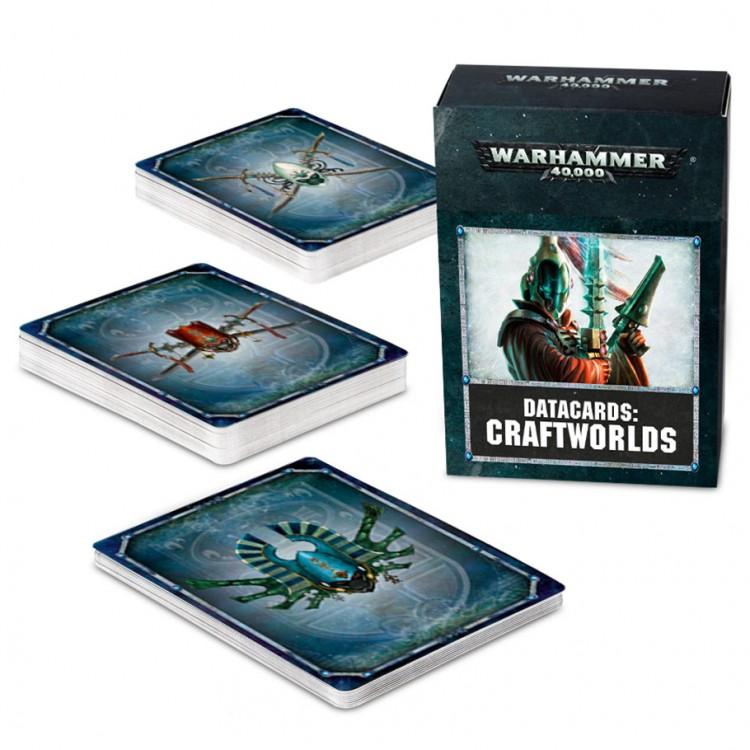 46-02-60 40K: Craftworld: Datacards