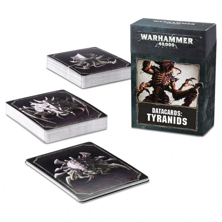 51-02-60 40K: Tyranids: Datacards
