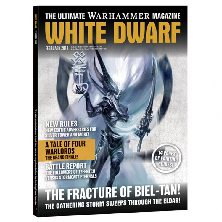 WD02-60 White Dwarf February 2017