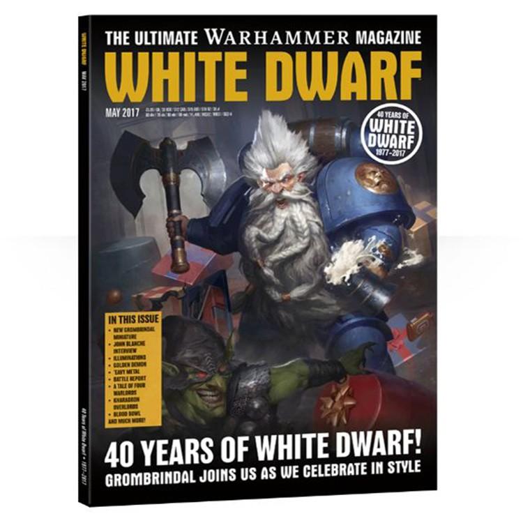 WD05-60 White Dwarf May 2017