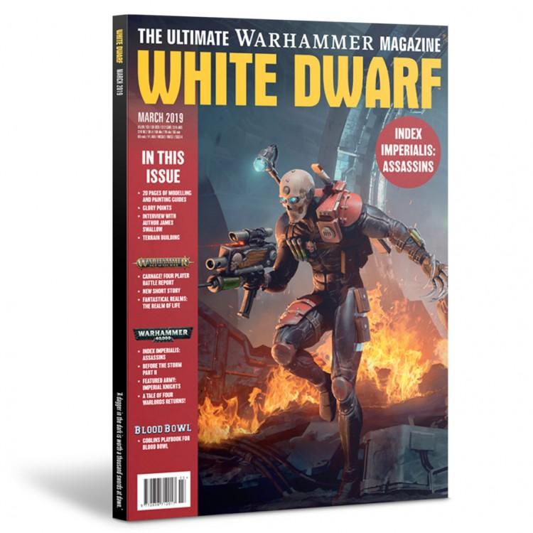 WD03-60 White Dwarf March 2019
