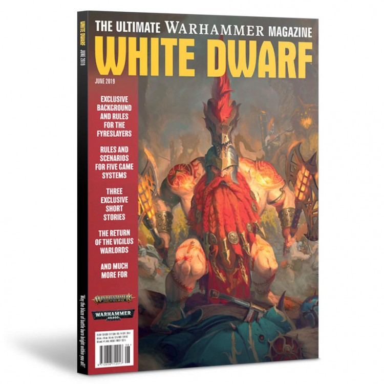 WD06-60 White Dwarf June 2019