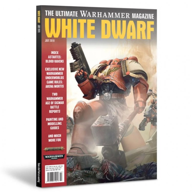 WD07-60 White Dwarf July 2019