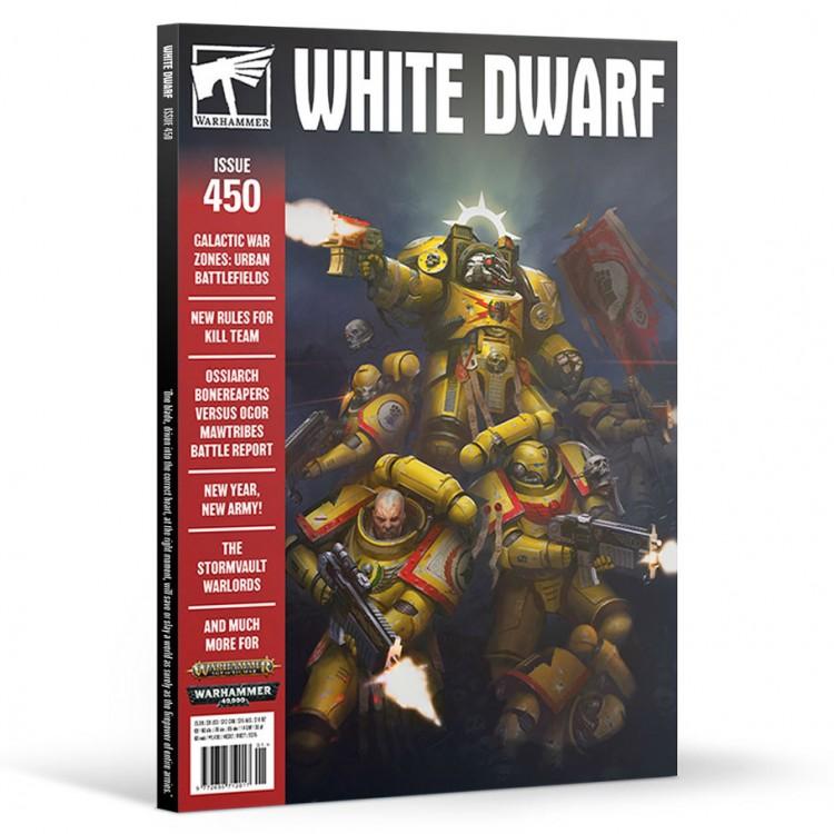 WD01-60 White Dwarf January 2020