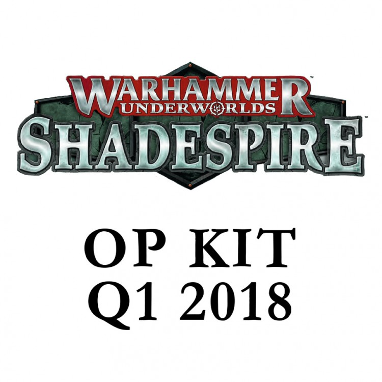 Shadespire OP: Quarterly: Q1