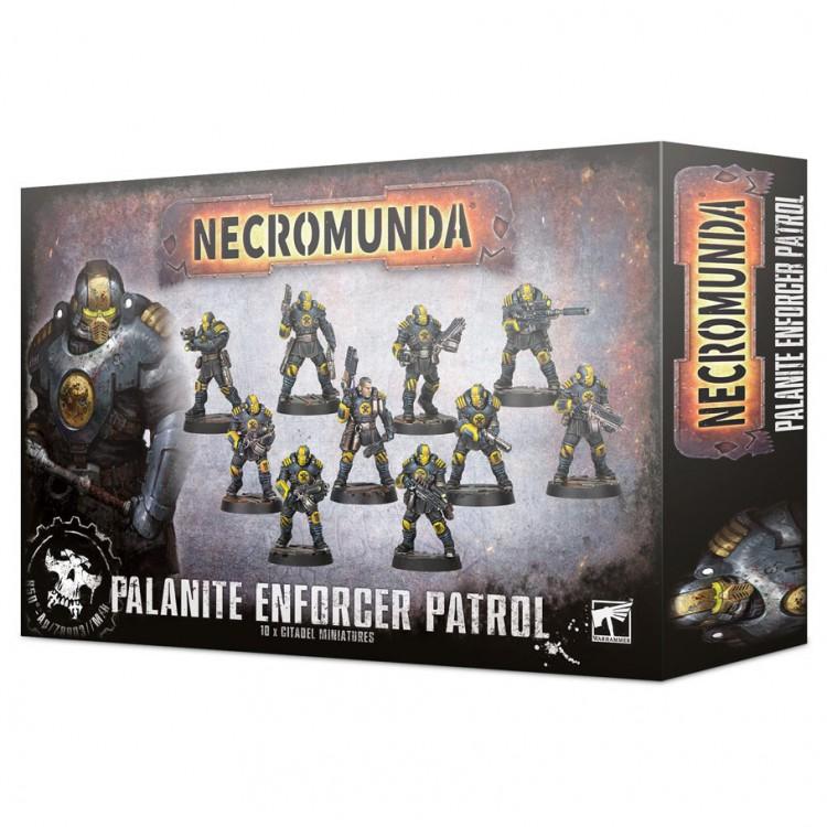 300-45 Necromunda:Palanite EnforcePatrol