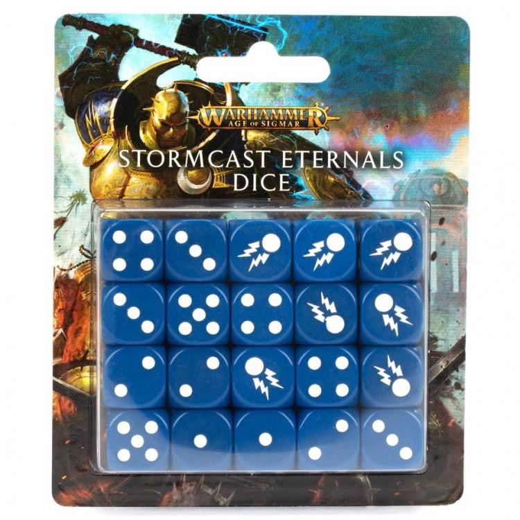 65-12 AoS: Stormcast Eternals Dice