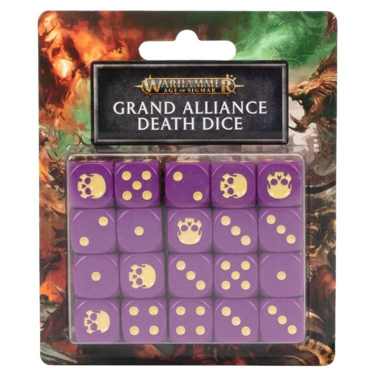 80-21 AoS: Grand Alliance Death Dice