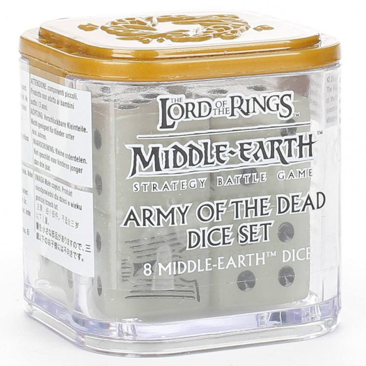 05-16 LotR: Army o/t Dead Dice Set