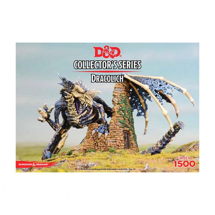 D&D: Dracoliche