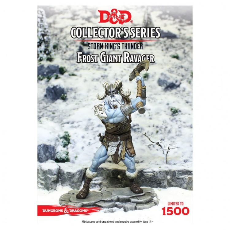 D&D: CS: Frost Giant Ravager
