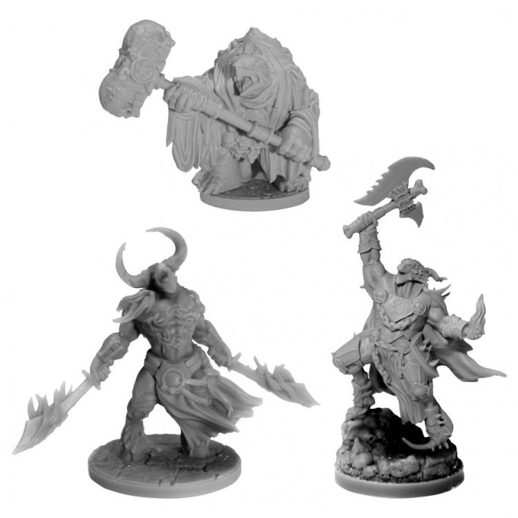 D&D: BG: DiA: Arkahn, Torogar & Krull