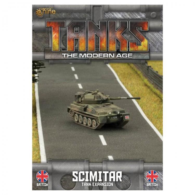 MTANKS: Scimatar