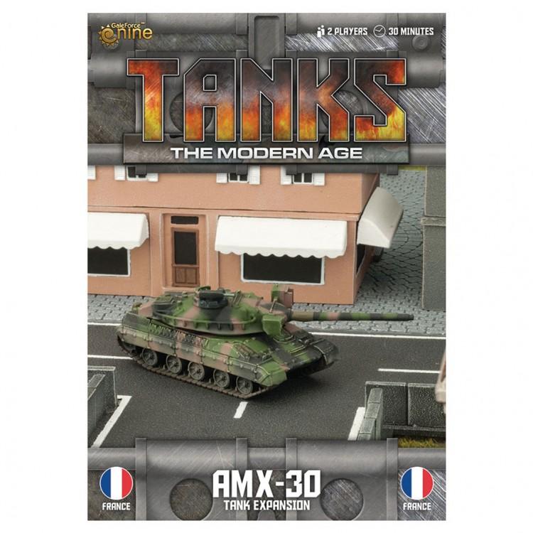MTANKS: AMX-30