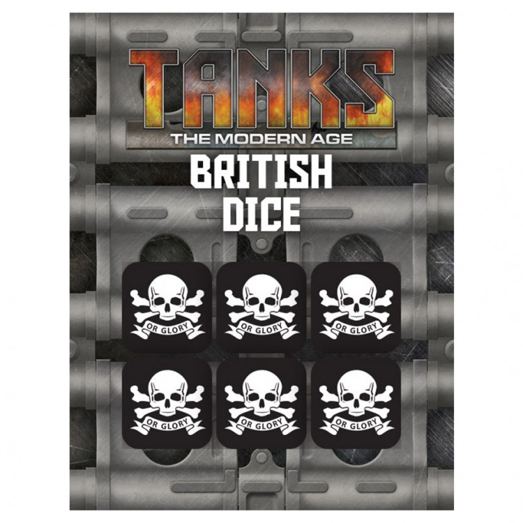 MTANKS: British Dice