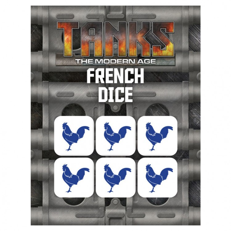 MTANKS: French Dice