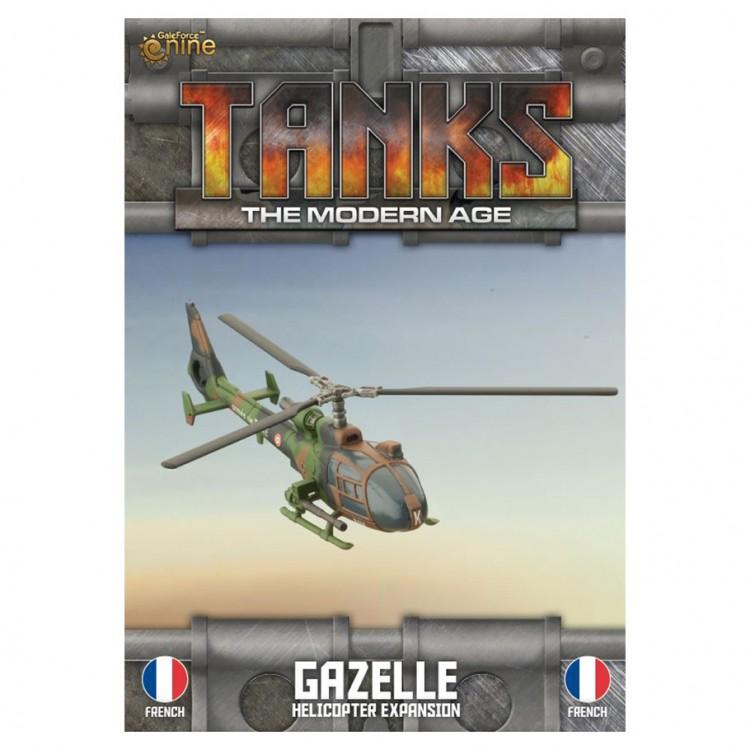 MTANKS: Gazelle