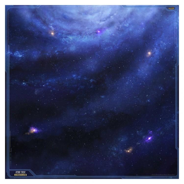 Star Trek: Ascendancy: Galaxy Play Mat