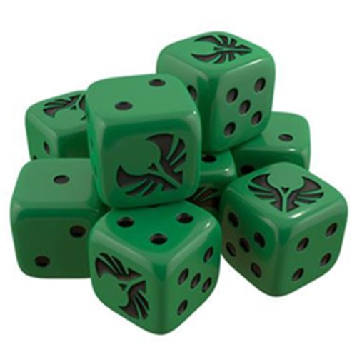 Star Trek: Ascendancy: Romulan Dice