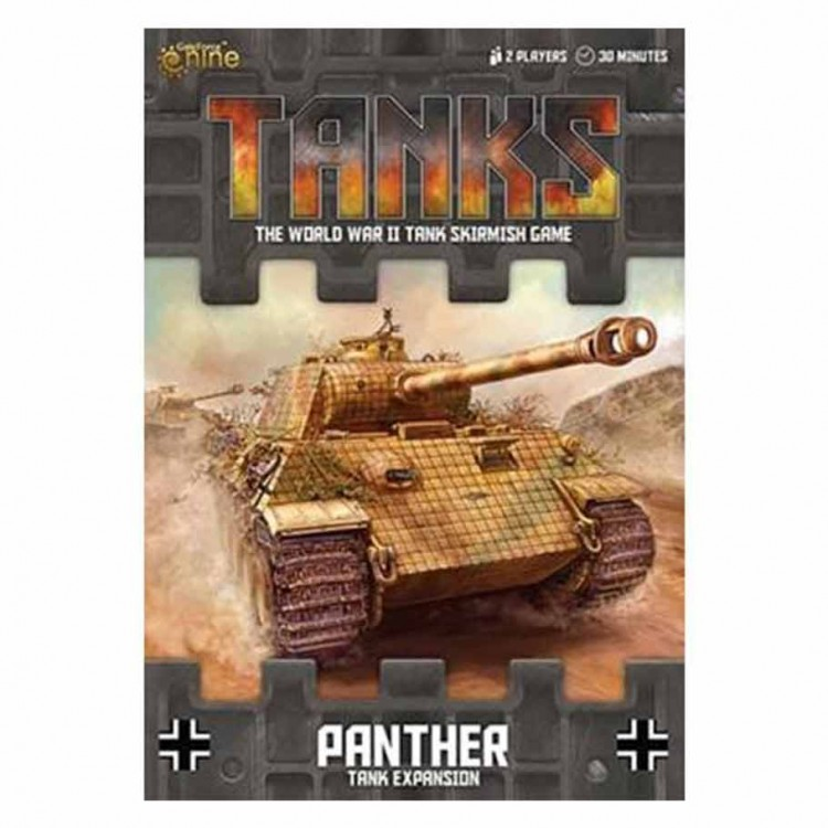 TANKS: German Panther & Jagpanther