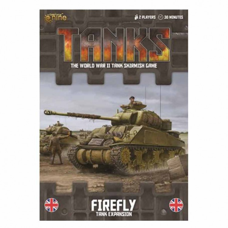 TANKS: British Sherman V & Firefly