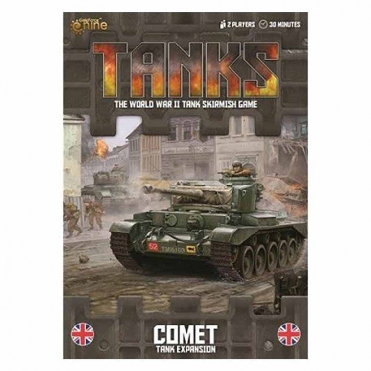 TANKS: British Comet