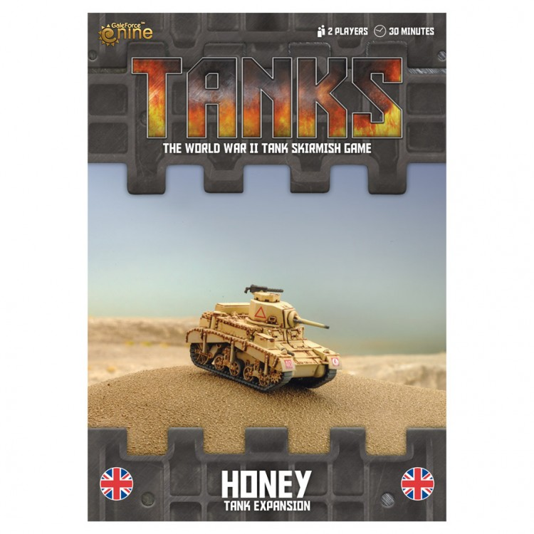 TANKS: Honey