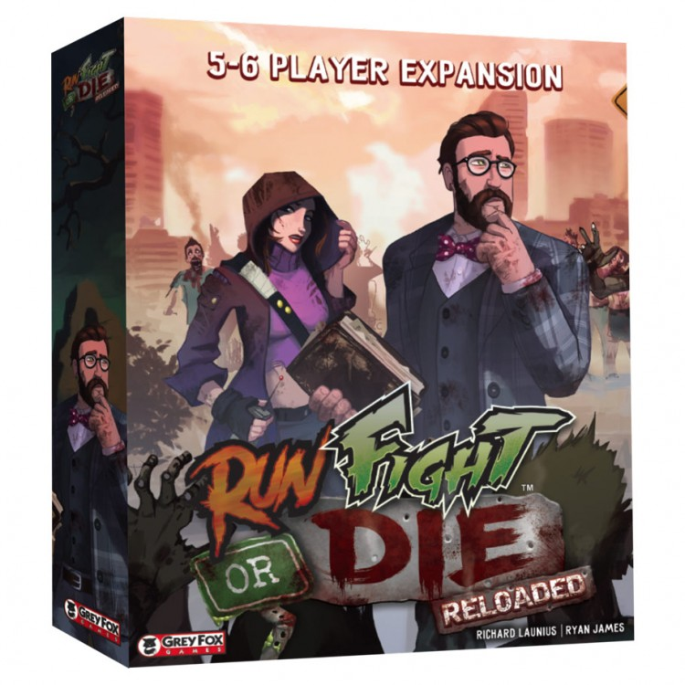 Run Fight or Die Reloaded 5-6 Player