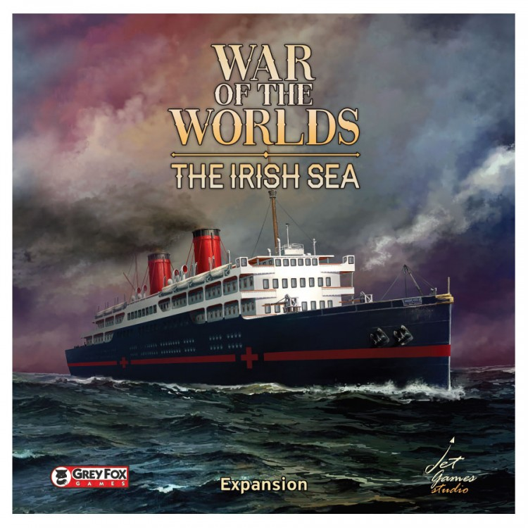 War of the Worlds: The Irish Sea