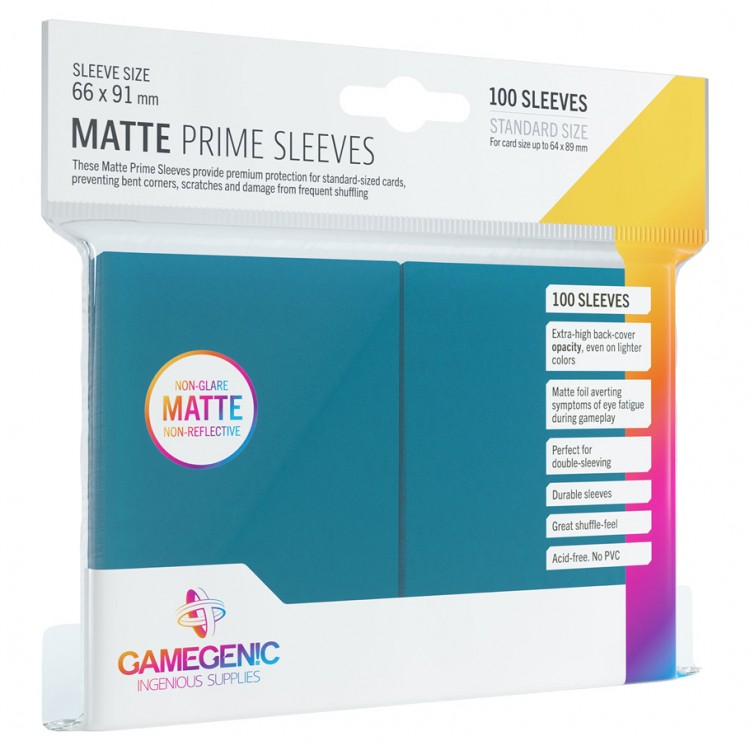 DP: Matte Prime: BU (100)