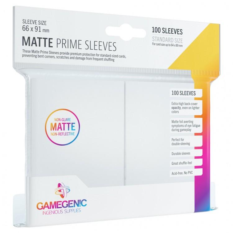 DP: Matte Prime: WH (100)