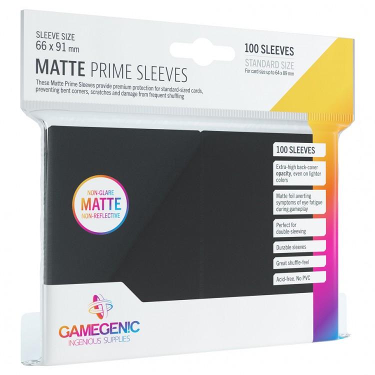 DP: Matte Prime: BK (100)