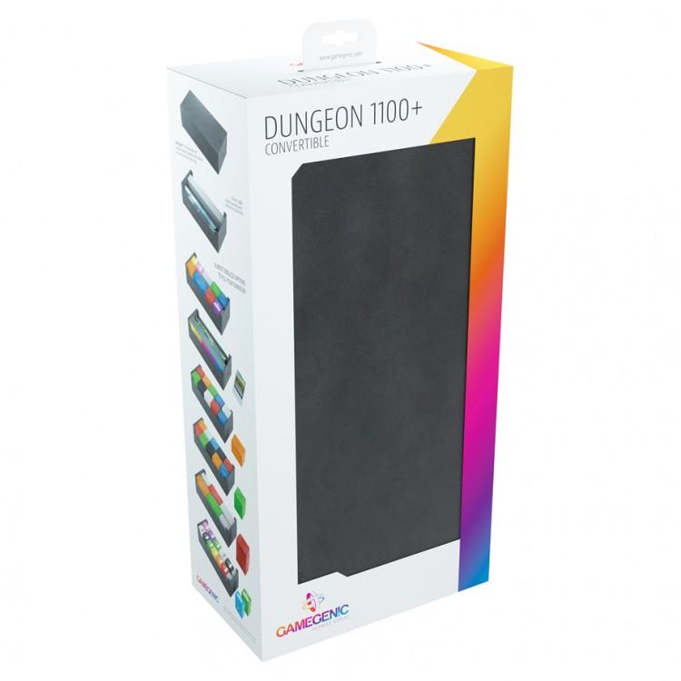 DB: Dungeon Deck Box 1100+ Midnight GY