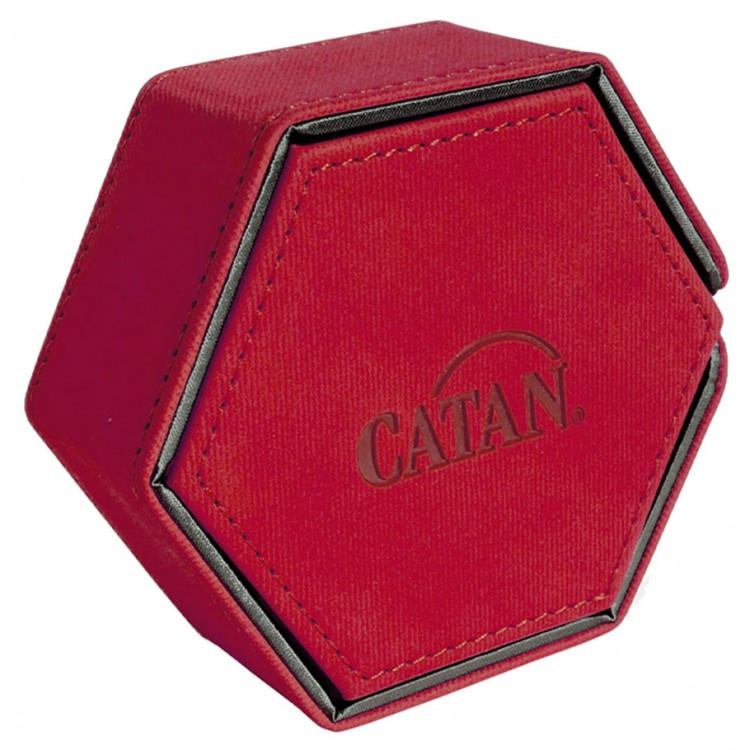 Dice Tower: Catan: Hexatower Red