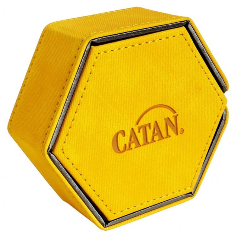 Dice Tower: Catan: Hexatower Yellow