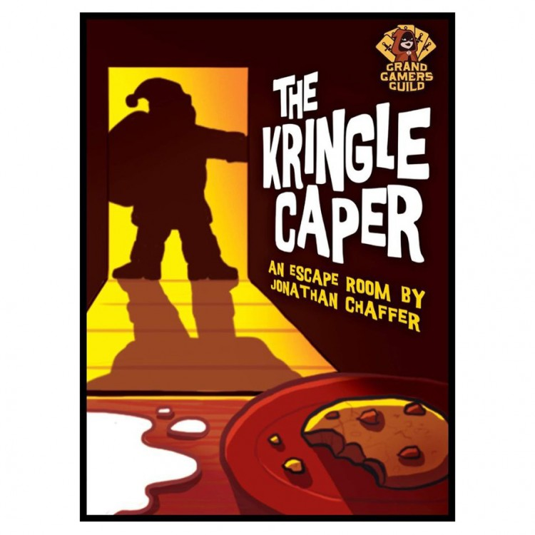 Holiday Hijinks: The Kringle Caper