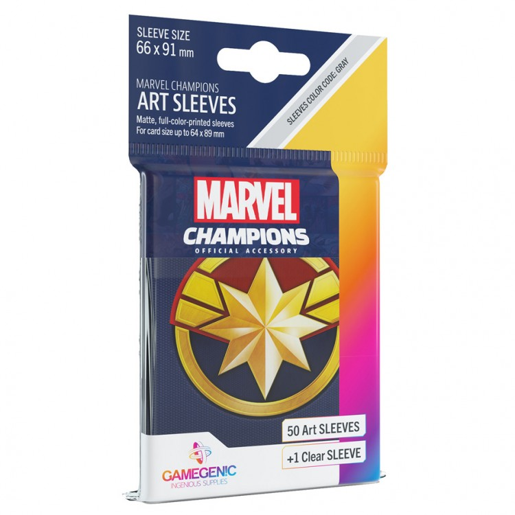DP: MC LCG: Captain Marvel