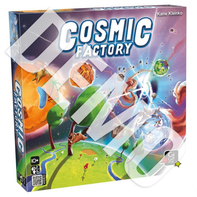 Cosmic Factory DEMO