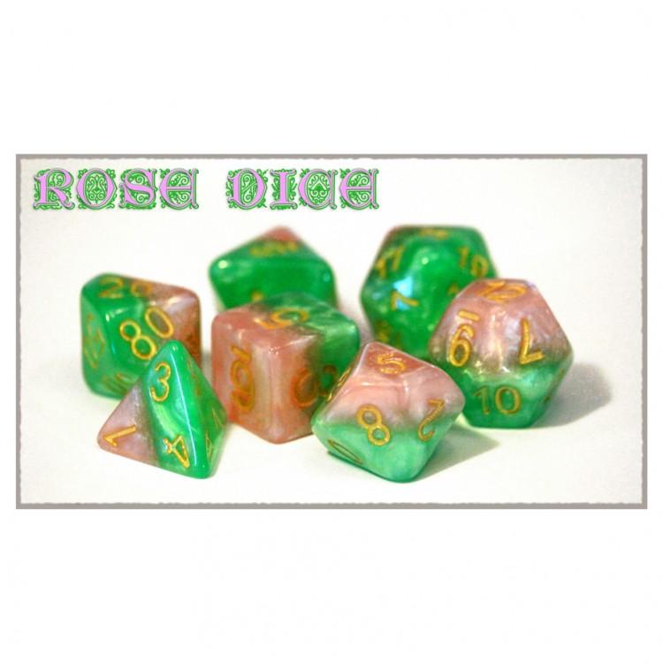 7-setCube: Halfsies: Rose