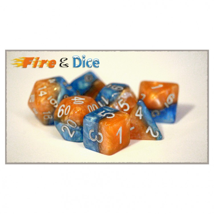 7-setCube: Halfsies: Fire & Dice