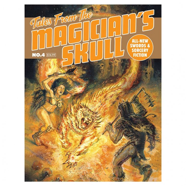 Tales from the Magician's Skull #4