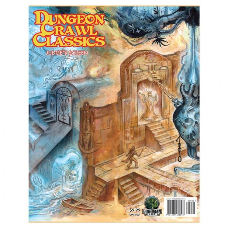 Dungeon Crawl Classics: Judges Screen