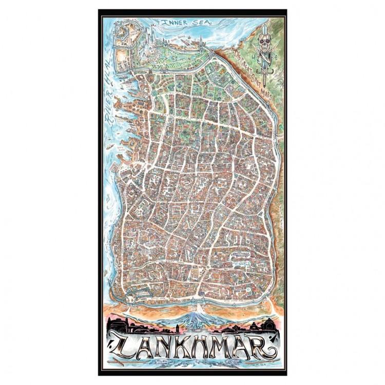 DCC: Lankhmar Map