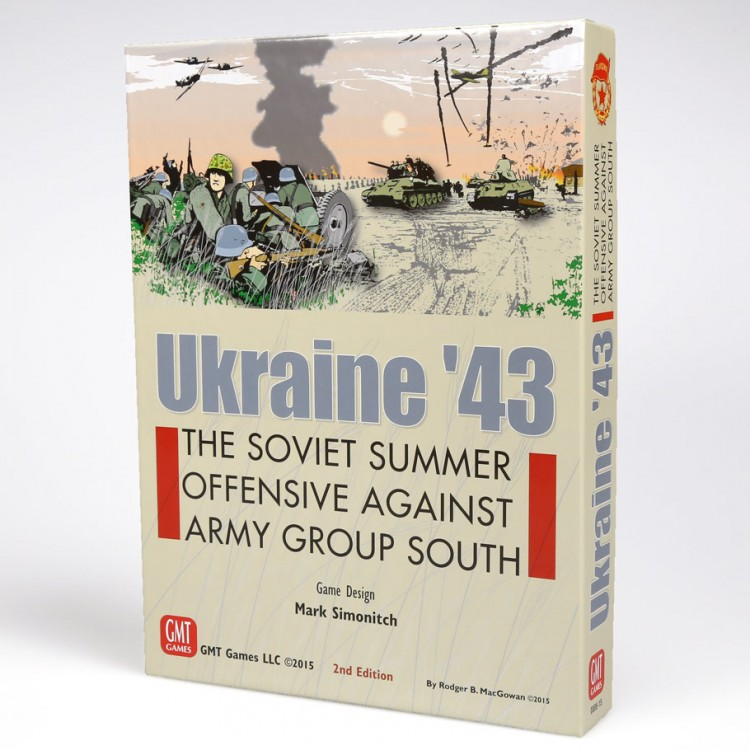 Ukraine '43: 2nd Edition