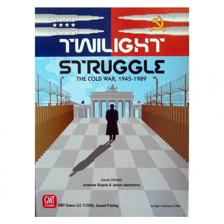Twilight Struggle Dlx Ed.