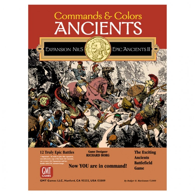 Command & Colors: #5 Epic Ancients I