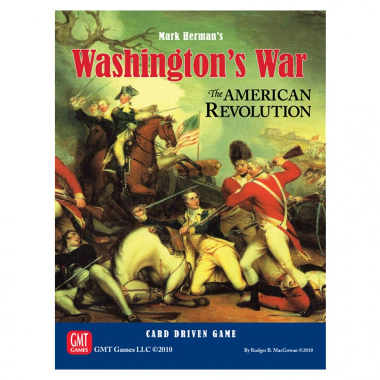 Washingtons War The American Revolution