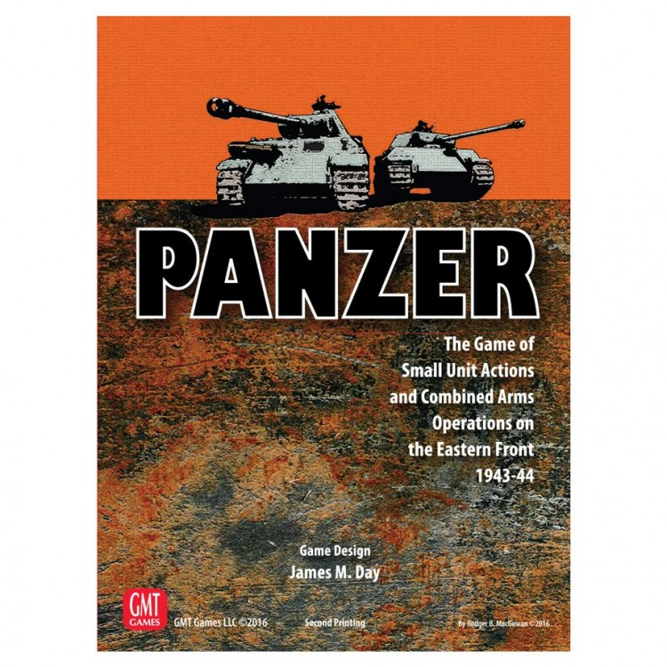 PANZER: 2nd Print Edition