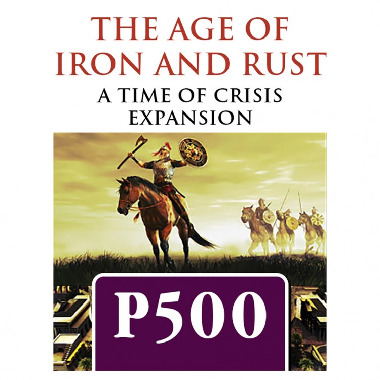 Time Crisis: Age of Iron & Rust Exp