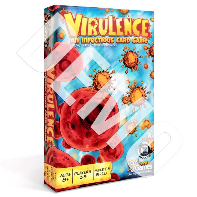 Virulence: An Infectious Card Game DEMO